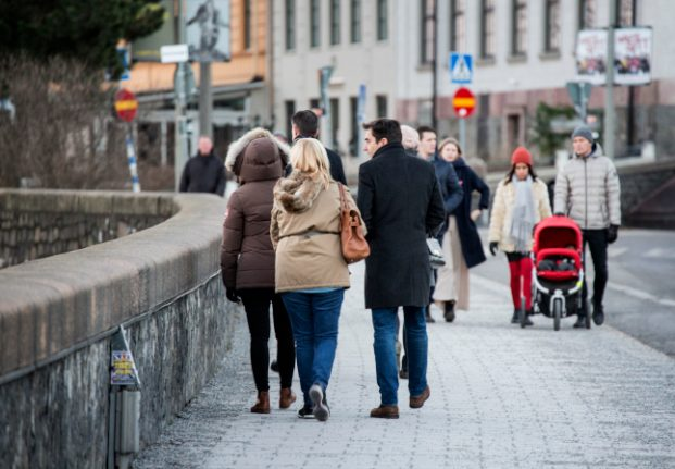 Country by country: Where do Sweden's immigrants come from?