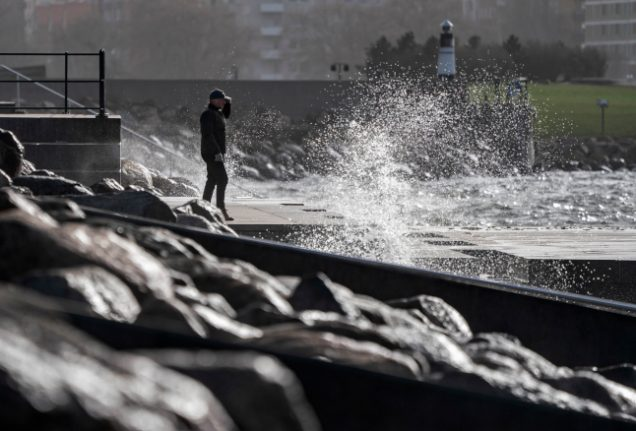 Sweden floods: River reaches highest level in recorded history