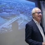 Stockholm's controversial Nobel Center has found a new home