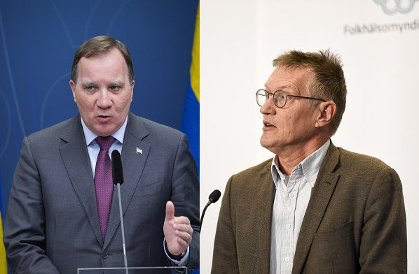 Who's actually responsible for Sweden's coronavirus strategy?
