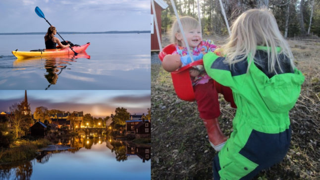 Why more people are choosing the good life outside of Stockholm