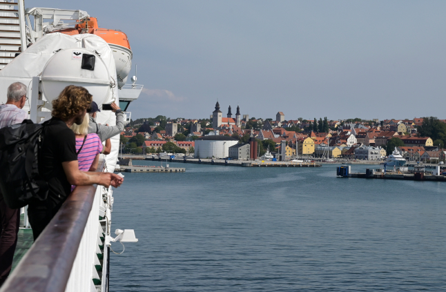 How the coronavirus is affecting life on Sweden's tourism island Gotland
