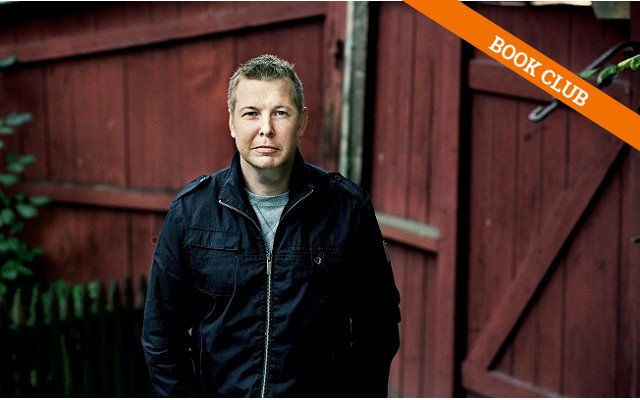 Book Club: Reader Q&A with Fredrik Backman, author of Beartown