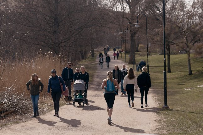 How people in Sweden have changed their behaviour to avoid the coronavirus