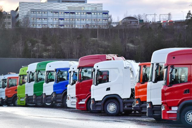 Swedish truck maker Scania resumes production (at reduced capacity)