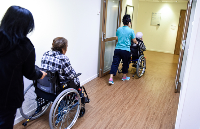 Sweden pledges to give up to 10,000 care workers permanent jobs