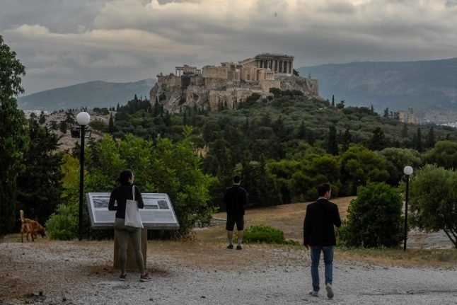 Tourists from Sweden welcome in Greece but with restrictions