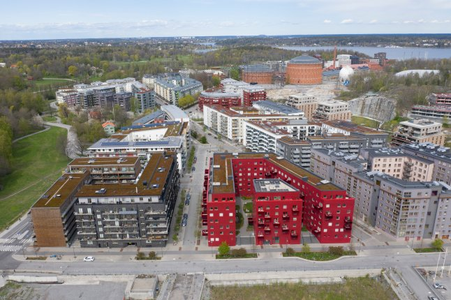 What will happen to property prices in Sweden this year?