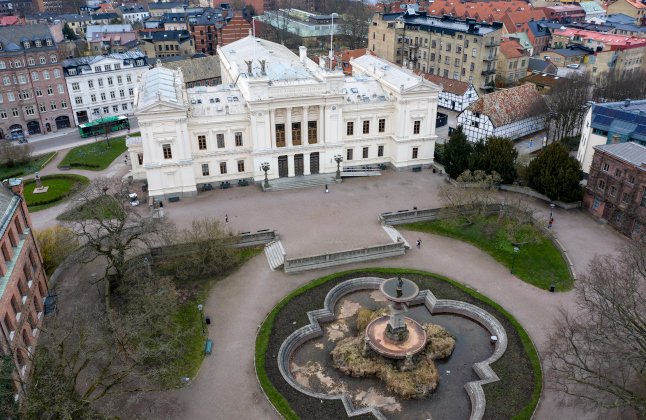 Sweden to reopen universities and schools for over-16s