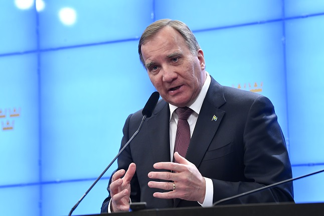 Swedish PM Löfven: 'We need to improve conditions within elderly care'
