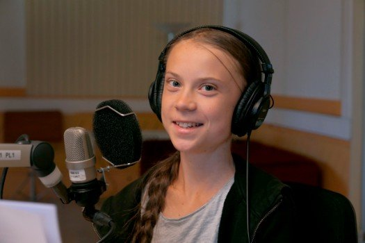 Society at 'tipping point' with anti-racism rallies, says Thunberg