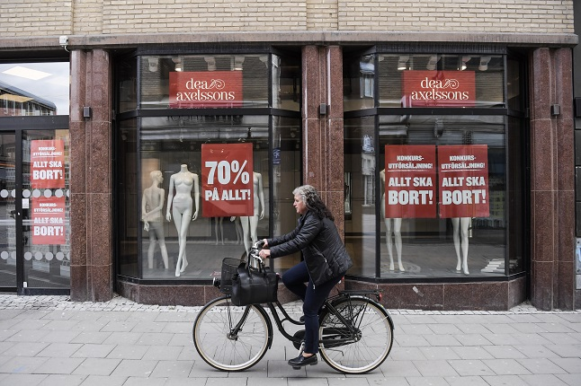 Sweden reports first signs of economic recovery after coronavirus crash