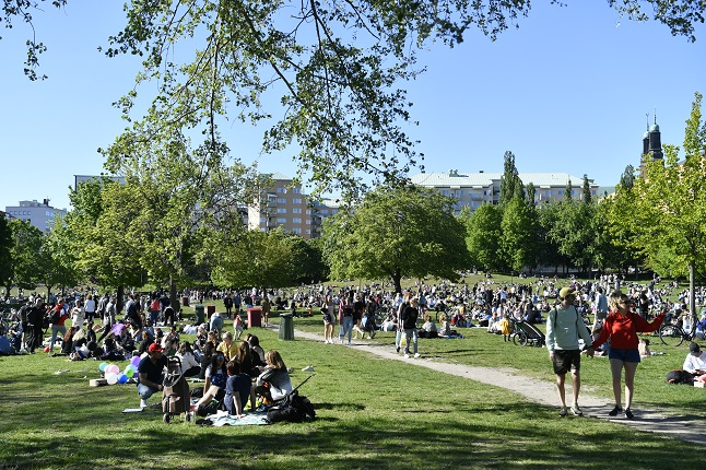 This is the stark coronavirus warning to Stockholmers from the region's healthcare chief