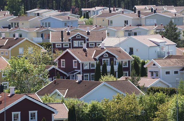 How Swedes feel about having neighbours from different backgrounds