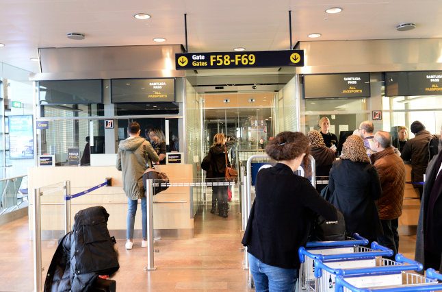 UPDATED: Who's allowed to travel to Sweden from outside the EU?