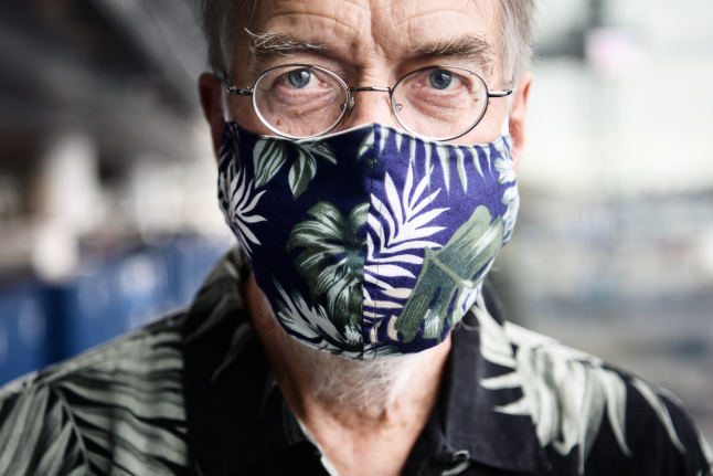 European authorities recommend face masks on trains – what's next for Sweden?