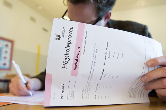 Sweden set to cancel university entry exam for second time due to coronavirus