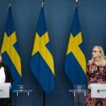 Distance learning remains a 'possibility' for Swedish schools: Education minister