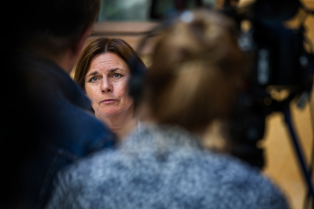 Sweden's Deputy Prime Minister to quit government and politics