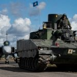 Sweden steps up Baltic defence in 'signal' to Russia