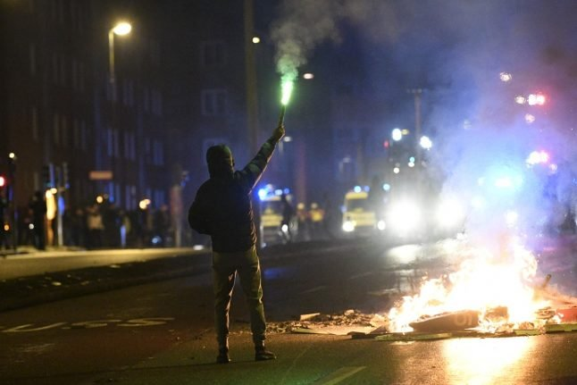 Malmö Koran riots: 'I don't think we will come back to normal'