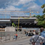 In Pictures: Sweden's worst railway bottleneck given new lease on life
