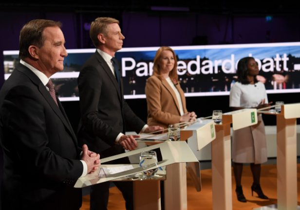 EXPLAINED: Who are Sweden's party leaders and what do they want?