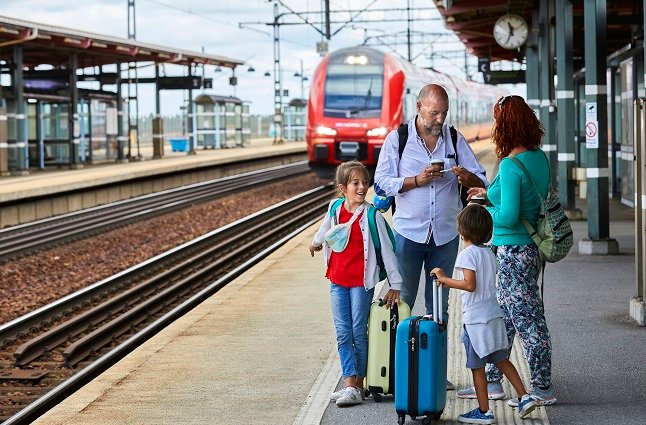 Here's how travel habits changed in Sweden this July