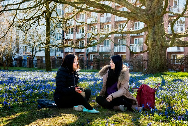 International students in Sweden: Tell us how you've been affected by the coronavirus