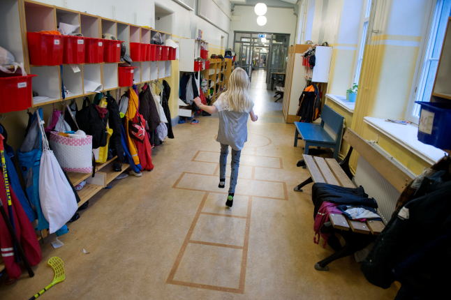 Parents in Sweden: How do you feel about sending your children back to school?
