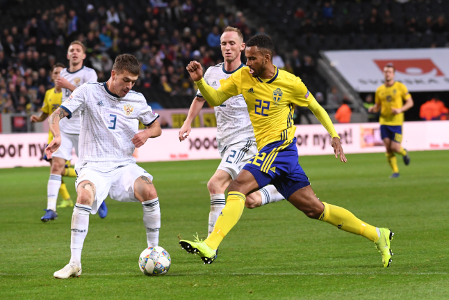 Sweden's coronavirus travel ban stops international friendly in Stockholm