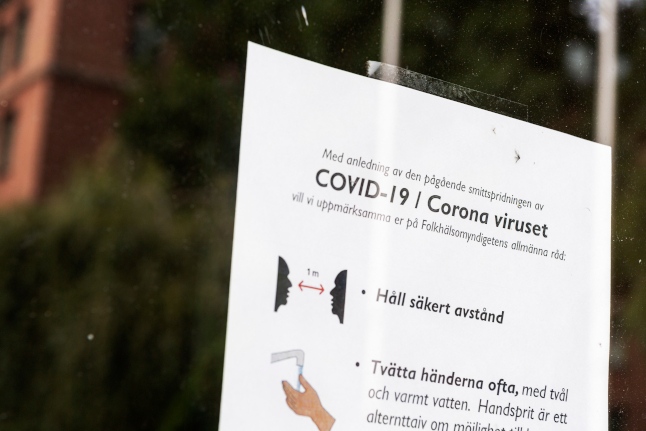 Is Stockholm about to ramp up coronavirus measures?