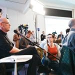 OPINION: Are Swedish reporters lousy at asking follow-up questions?