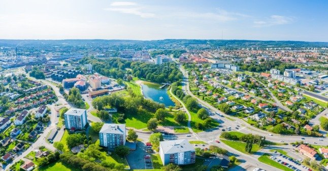 The Swedish city that gives you more out of life