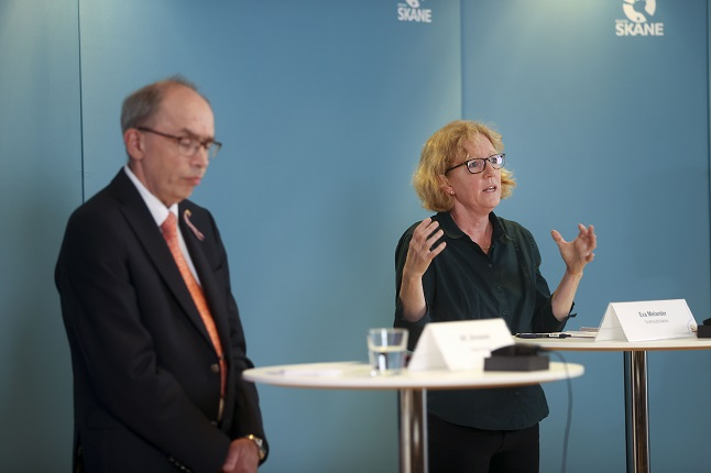What you need to know about southern Sweden's new coronavirus rules