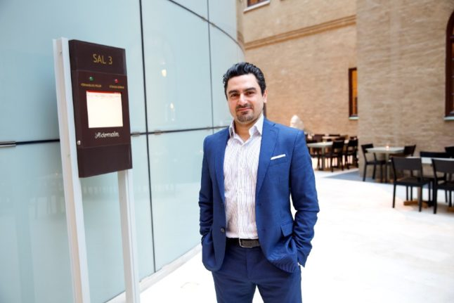 Deported engineer loses court case against Sweden over work permit rejection