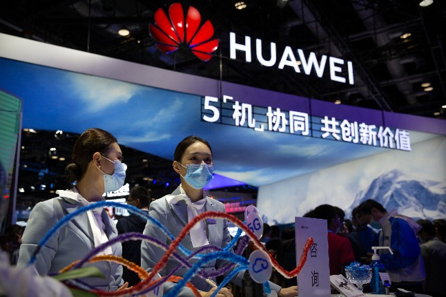 China warns Sweden of 'negative impacts' for Huawei ban