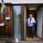 Sweden permits local bans on visiting elderly care homes