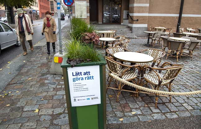 Explained: What do Sweden's local coronavirus measures say about socialising?