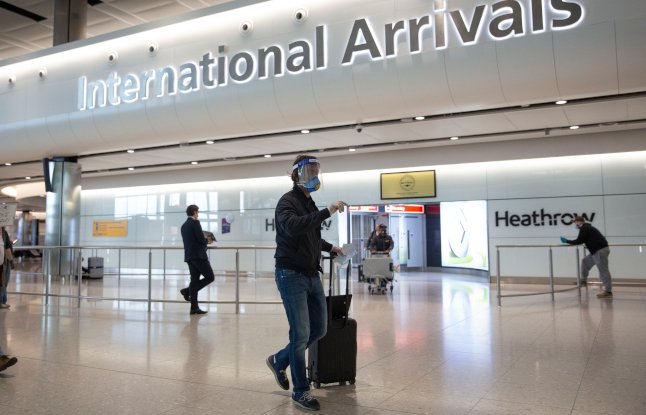 UK reimposes quarantine on travellers from Sweden