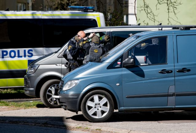 Swedish police 'exaggerated impact of massive anti-gang action', researchers claim