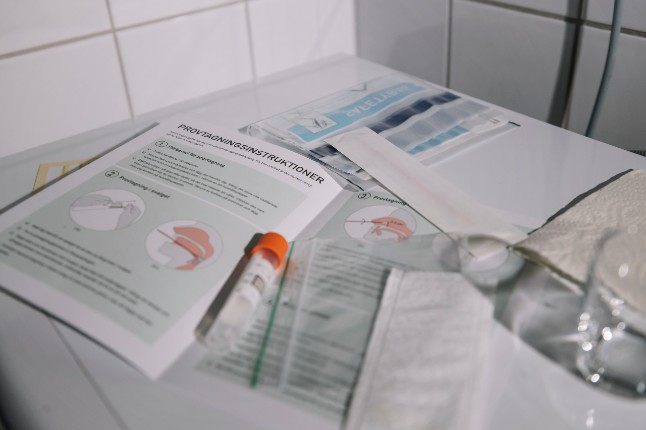 Swedish health agency: Limit Covid-19 tests for people without symptoms