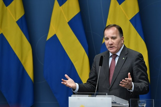 'Every decision you make matters': Prime Minister Stefan Löfven's message to Sweden