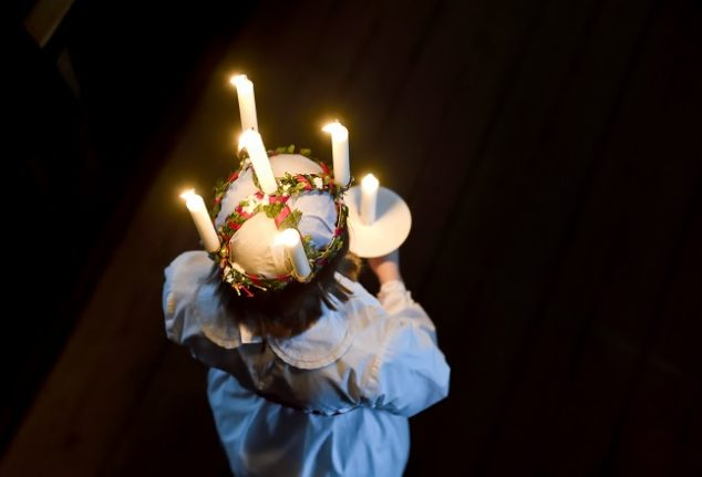 VIDEO: How Sweden celebrated Lucia in a pandemic