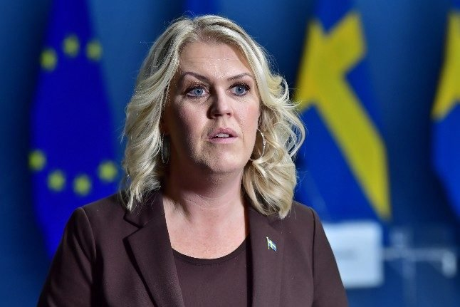 Swedish Health Minister: 'It's not a fact that if you just close whatever you can, you get rid of the virus'