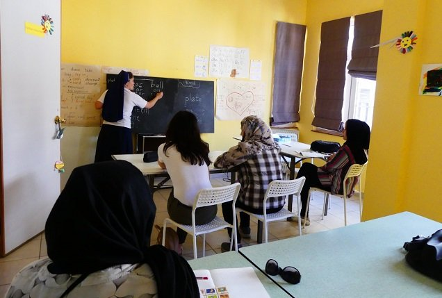 Adapting to address changing refugee needs in Athens