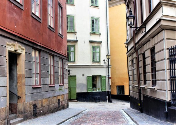Sweden is looking to plug its housing gap by converting offices and shops