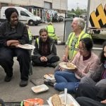 Until the convoys return: Cambridgeshire charity finds new ways to help refugees in the pandemic