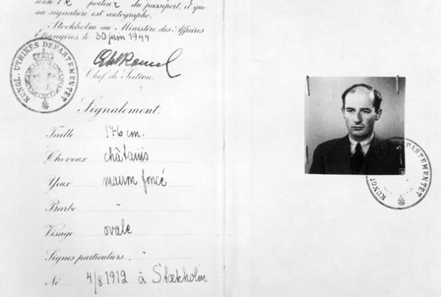 OPINION: 'We should not abandon Raoul Wallenberg'