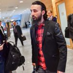 Sweden jails Russian over attack on Chechen blogger